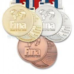 Медаль Кубок мира по плаванию