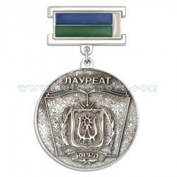 Ювелирная медаль Лауреат ХМАО Югра