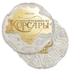 Ювелирная медаль Корсары