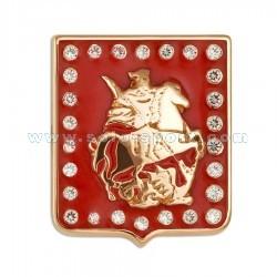 Ювелирный знак Герб Москвы