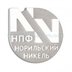 Ювелирный знак НПФ Норильский никель