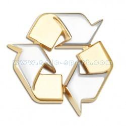 Ювелирный знак Recycling