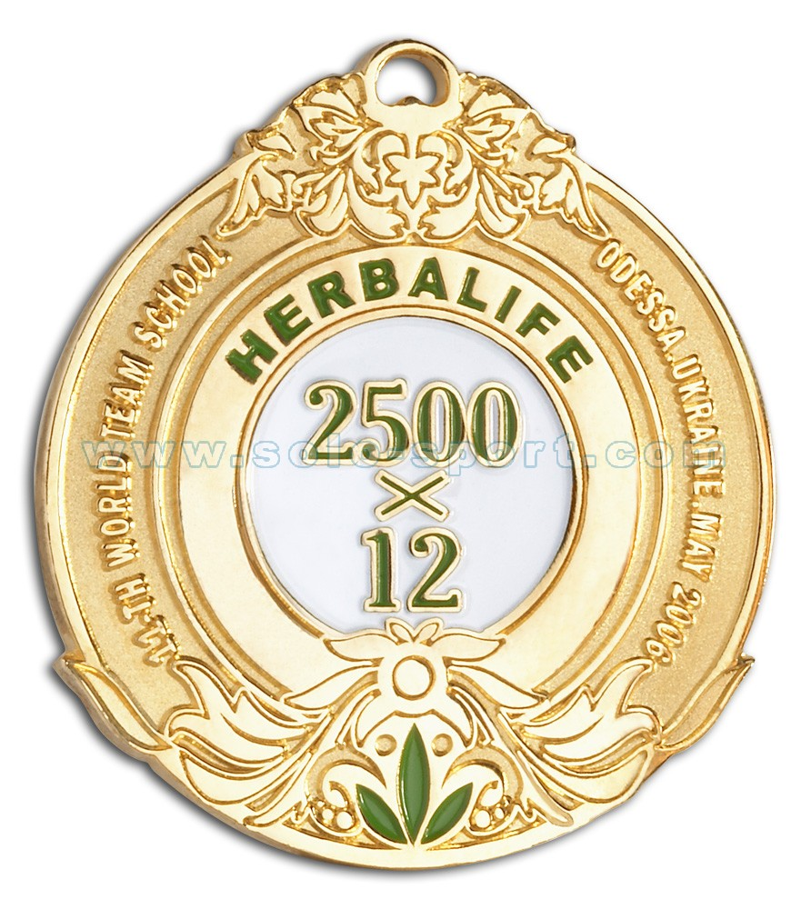 Медаль Herbalife. 11-th World Team School