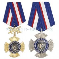 Медаль Родине - слава, себе - честь