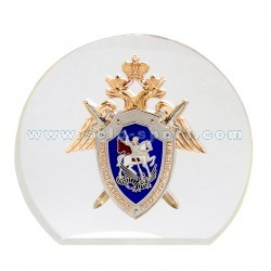 Медаль в акриле Следственный комитет