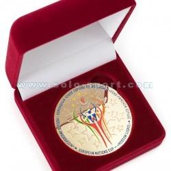 Медаль в упаковке Командный кубок Европы