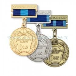 Медаль За безупречную работу I II III степеней