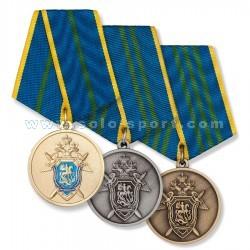 Медаль За безупречную службу I II III степеней