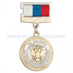 Медаль За заслуги по модернизации России
