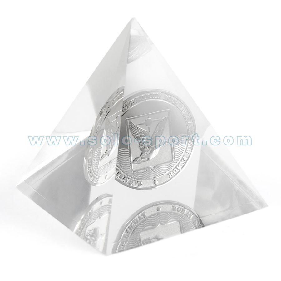 Медаль в акриле Таймырский Долгано-Ненецкий муниципальный округ