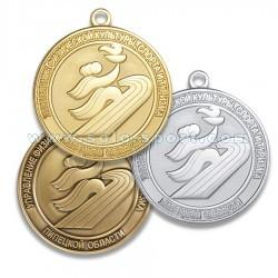 Медаль Управление физической культуры