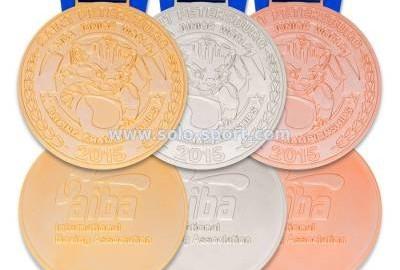 Медали для чемпионат мира AIBA по боксу среди юниоров.