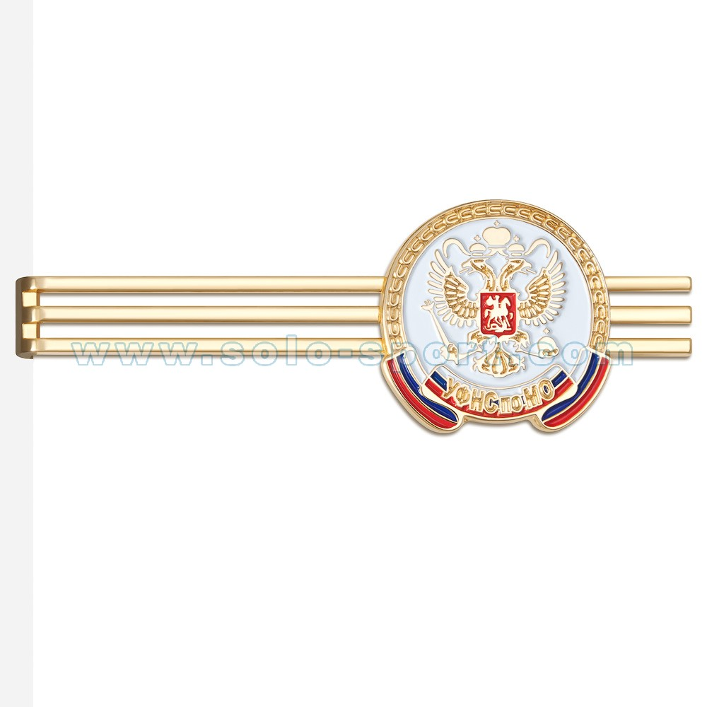 Зажим для галстука УФНС по МО