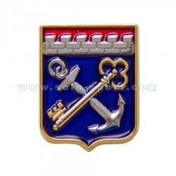 Знак Герб Ленинградской области