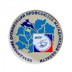 Знак Объединение организаций профсоюзов