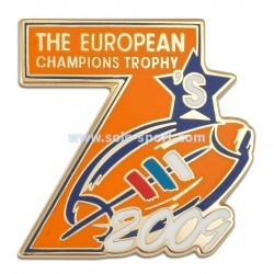 Знак The European Champions Trophy - 7 2009